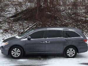 2015 Honda Odyssey 4dr Wgn EX