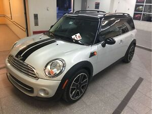 2012 Mini Cooper Clubman Soho Edition