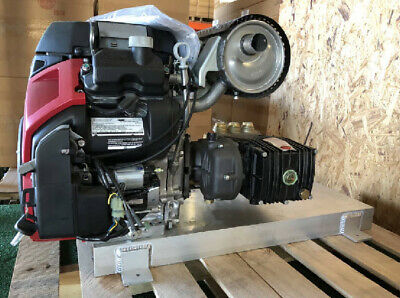 Pressure Washer Skid Mount - Cold Water - 8 Gpm - 3500 Psi - 20 Hp Honda - Cat