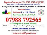 IEL Tutors 11+ KS3 & GCSE