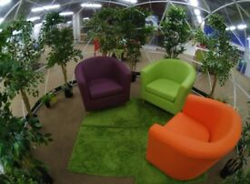 FREE Desk Space @ the Hive! (December ONLY)