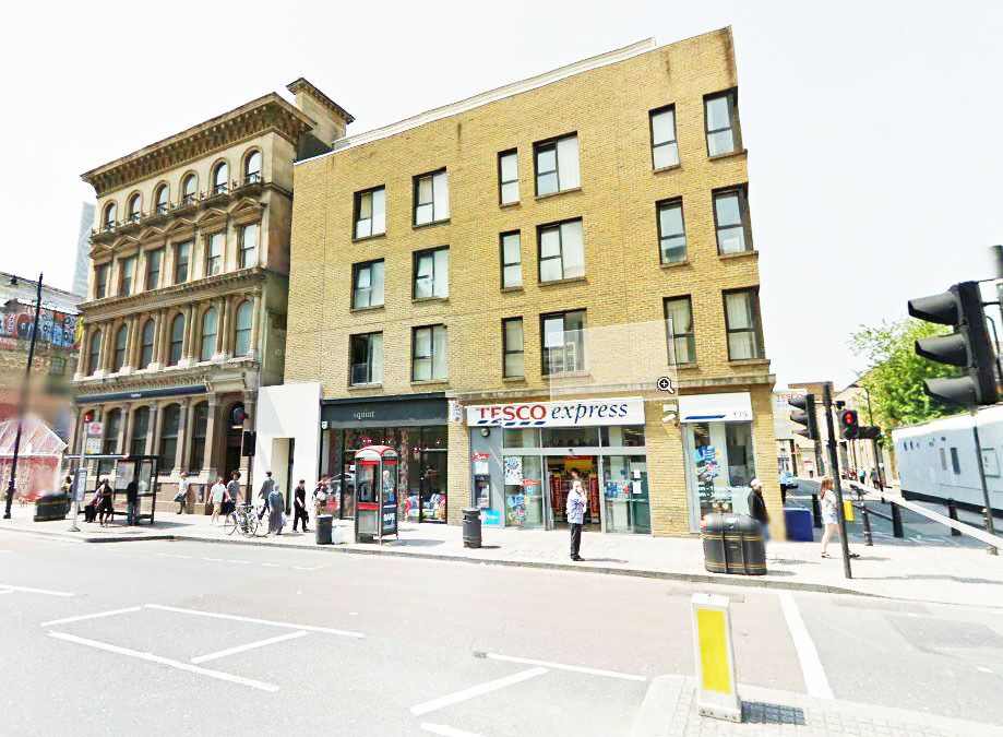 2 Bed in Post Office Conversion. Shoreditch