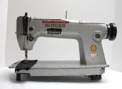 Singer 281-5 Straight Lockstitch Self-oiler Industrial Sewing Machine Head Only