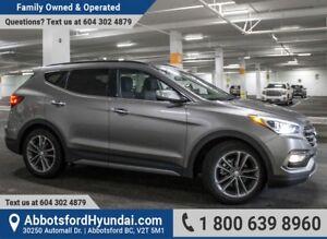 2017 Hyundai Santa Fe Sport 2.0T Limited ACCIDENT FREE