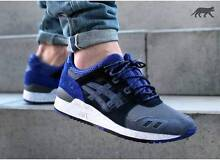 asics gel lyte 3 black and purple North St Marys Penrith Area Preview