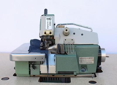 Willcox Gibbs 401-02 Chainstitch Hemmer Tape Binder Industrial Sewing Machine