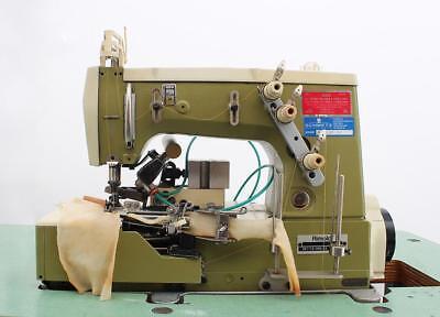 Rimoldi 261 Chainstitch Elastic Tape Binder Chopper Industrial Sewing Machine