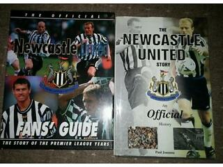 Newcastle utd books