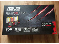 ASUS AMD Radeon R9 270X 2GB Direct CU Edition