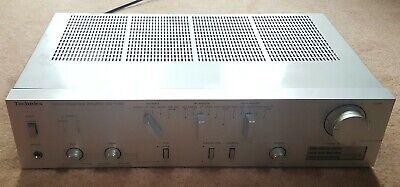 Technics SU V303 Stereo Integrated Amplifier / Amp - Rare Vintage Clean + Crisp
