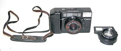 Canon Sure Shot Point and Shoot 35mm Film Camera