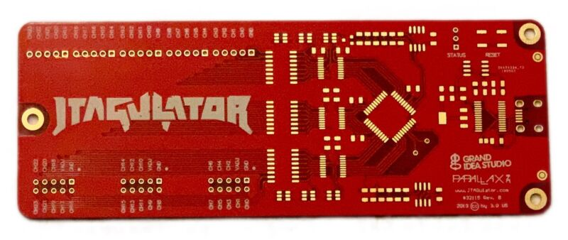 JTAGulator PCB only