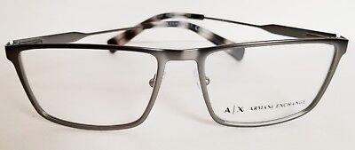 Armani Exchange AX 1022 Eyeglasses Frames Eye Glasses Frame Eyewear Optics Gps 1