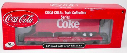 ATHEARN RTR 8302 HO Coca-Cola Coke 50