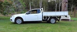 From $64 P/Week  2014 FG One Tonne  Ute AUTO ECO-LPi GAS LPG