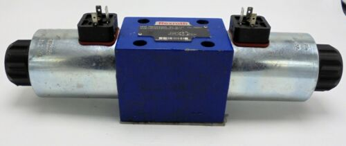 REXROTH R900500925 DIRECTIONAL, SOLENOID VALVE HYDRAULIC