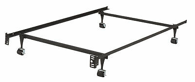 Kings Brand Furniture - Heavy Duty Metal Twin Size Bed Frame Furniture Twin Bed