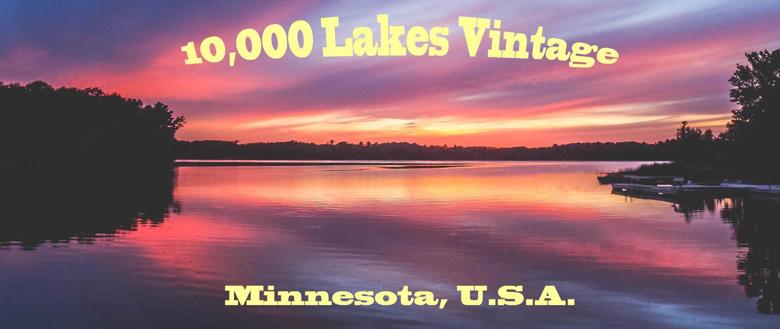 10,000 Lakes Vintage