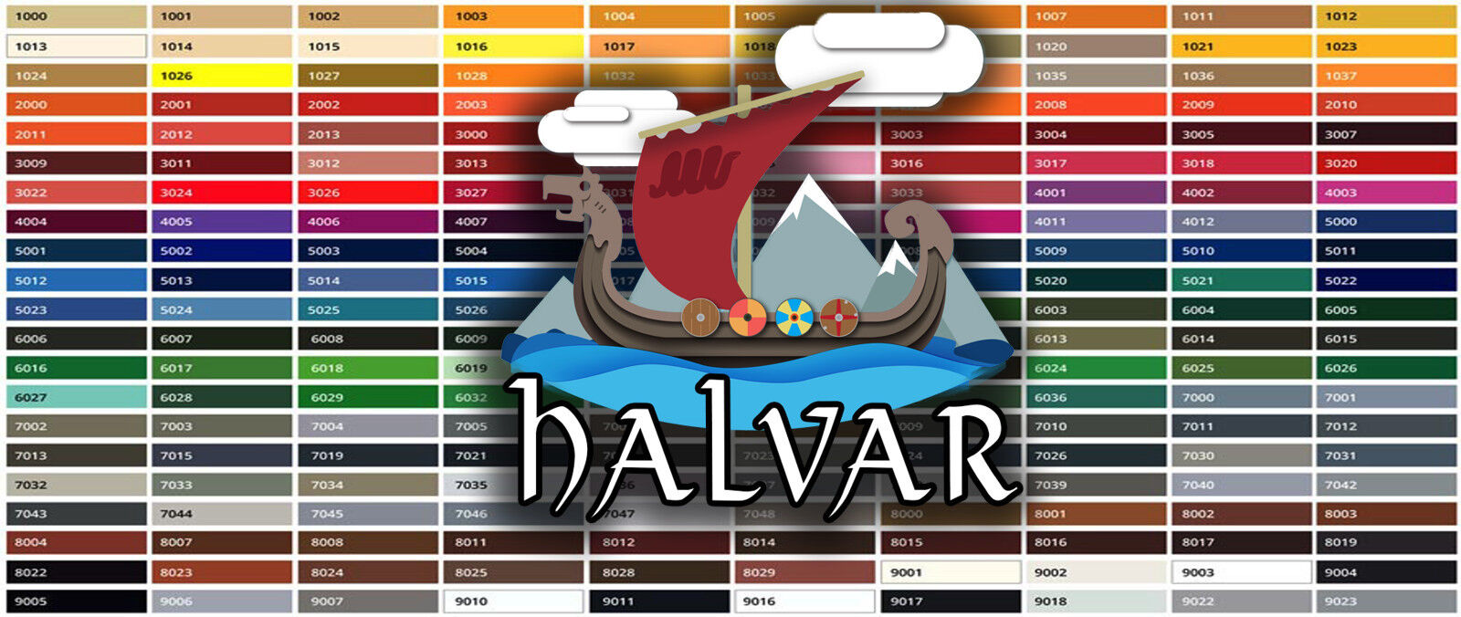 Halvar PU Bootslack Bootsfarbe Yachtlack Metall GFK Holz FARBAUSWAHL Klarlack Anderer RAL-Farbton (Bitte RAL Wert senden)