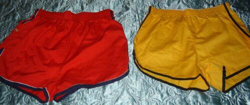 Vtg. Gym Track Shorts Trunks/ Penney