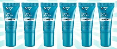 6 No7 Protect and Perfect Intense Advanced Serum for Lines & Wrinkles 0.16 (Boots No 7 Protect And Perfect Intense Serum)