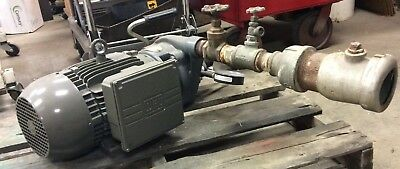 Remanufactured Berkeley Centrifugal Pump With New Weg Motor