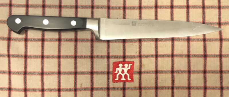 """Zwilling J.A. Henckels Professional """"S"""" 7"""" Carving Knife 31020-180 SHARP"""