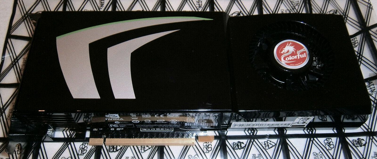 ZOTAC - NVIDIA GeForce GTX 260 - 896MB GDDR3 - DVI GRAFIKKARTE 885