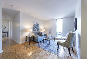 FANTASTIC 2 bedroom apartment for rent behind Fairview Mall!