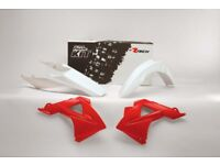 300 2011 Kit plastic POLISPORT white GAS Gas EC 125 200 250