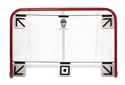 Hockey Revolution 6-piece Goal Sharp Shooting Training Aid - MY TARGET - Hockey Shooting Aids