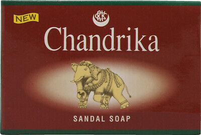 Chandrika Sandal Soap By Chandrika Soap, 6 X 75 Gram - $15.24
