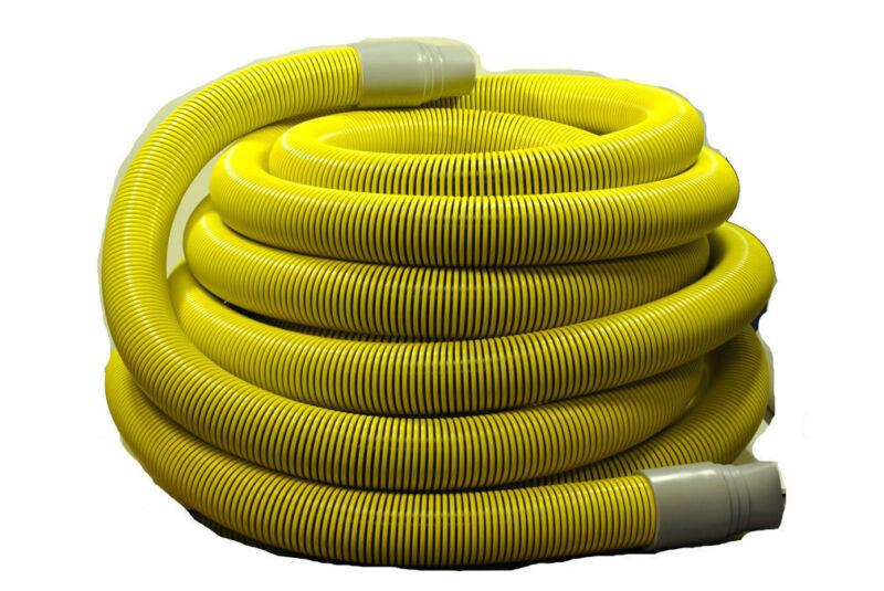 "K1145 Generic Yellow Carpet Extractor Hose 2"" X 50"