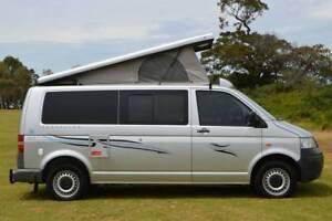 VW Automatic Kea Traveller 4 Berth with Rear Shower & Solar!