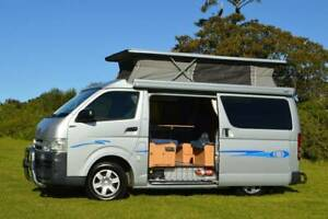 Toyota Frontline Automatic Campervan with 5 Seats Belts & Kitchen Albion Park Rail Shellharbour Area Preview