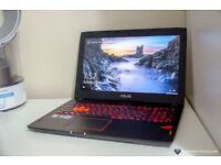 ASUS ROG STRIX GL502V Super high performance gaming laptop, one left, bargain!