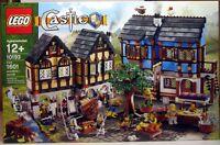NEW LEGO CASTLE SET 10193 MEDIEVAL MARKET VILLAGE 1603 PIECES