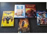 Brand New Dvds bundle job lot
