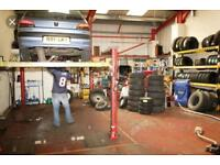 Car mechanic and tyre fitter wanted