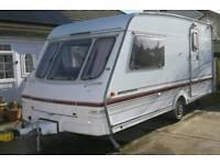 SWIFT CHALLENGER SE480 1996 2Berth Caravan