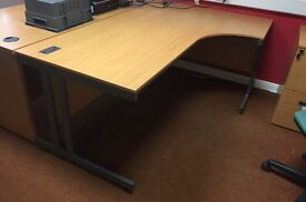 Corner Desk - Large and Sturdy