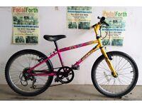 "Giant Wild 20"" wheels KIDS (Pedal Forth, Leith Bike Shop)"