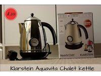 Klarstein Aquavita Chalet kettle