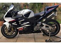 Honda CBR 954 Fireblade 900RR, K-tech, Penske, £1000s spent servicing/refreshing etc £3,595 ono