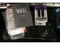 Wiifit and accessories