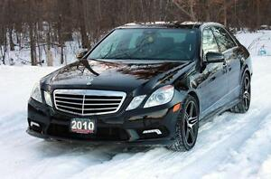 2010 Mercedes-Benz E-Class Base | AWD 4Matic | CERTIFIED