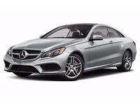 PCO Cars For H,I,R,E Mercedes E Class 2013 £180