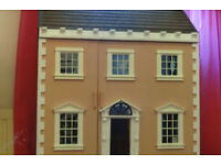 Dolls house as new
