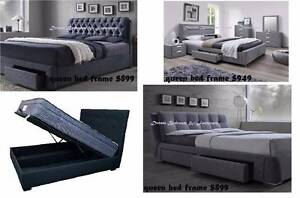 new DRAWER LIFT BED FRAME queen king from $899 ezi-pay $10p/w Bundall Gold Coast City Preview