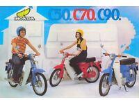 Honda CUB C50 / C70 / C90